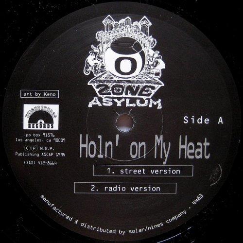 "Ozone Asylum - Holn' On My Heat, 12"""