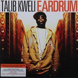 "Talib Kweli - Eardrum, 2xLP + 12"""
