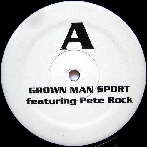 """INI - Grown Man Sport, 12"""""""