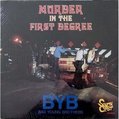 """Bad Young Brothers - Murder In The First Degree, 12"""""""