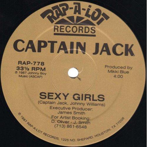 "Captain Jack - Sexy Girls, 12"""