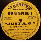 """Bo & Spice 1 - Just A.G., 12"""""""