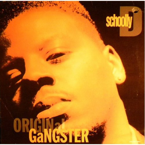 """Schoolly D - Original Gangster, 12"""""""