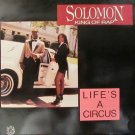 "Solomon King Of Rap - Life's A Circus, 12"""