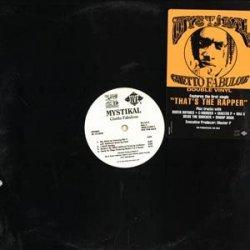 Mystikal - Ghetto Fabulous, 2xLP, Promo