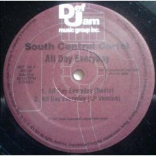 "South Central Cartel - All Day Everyday, 12"", Promo"