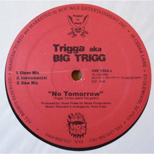 """Trigga - New York Carjack / No Tomorrow, 12"""""""