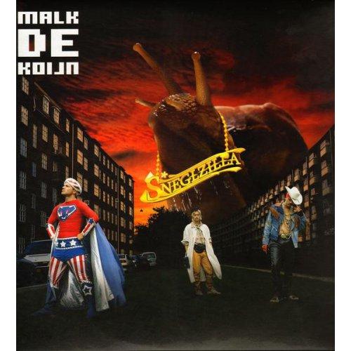 Malk De Koijn - Sneglzilla, 2xLP, Reissue