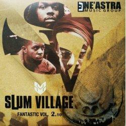 Slum Village - Fantastic Volume 2.10, 2xLP
