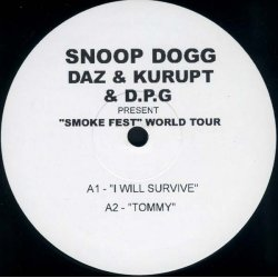 Snoop Doggy Dogg - SmokeFest World Tour, 2xLP