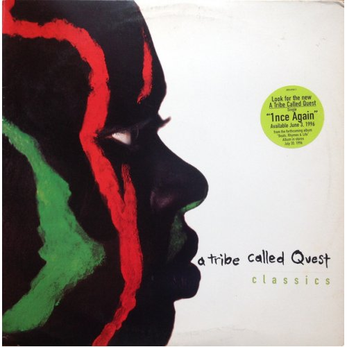 """A Tribe Called Quest - Classics, 12"""", Promo"""
