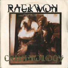 "Raekwon Featuring Tony Starks, Ghost Face Killer - Criminology, 12"", Promo"