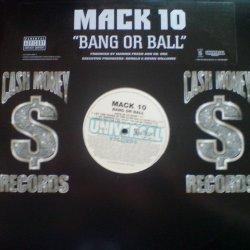 Mack 10 - Bang Or Ball, 2xLP, Promo