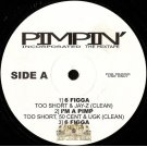"""Too Short - Pimpin' Incorporated: The Mixtape, 12"""", Promo"""