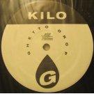 """Kilo - Ghetto Drop, 12"""", Promo"""
