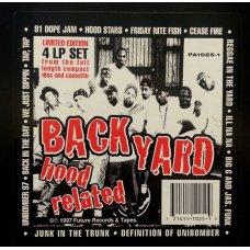 Backyard Band - Hood Related, 4xLP