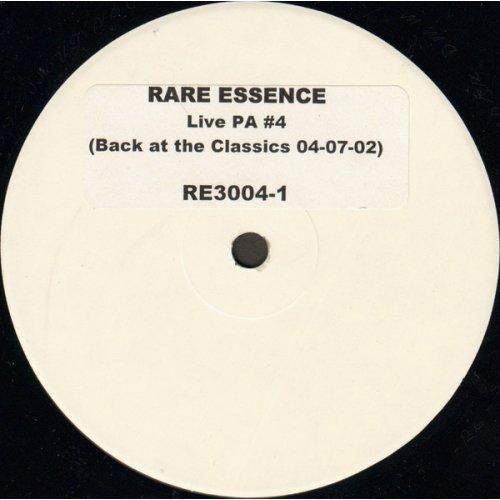 Rare Essence - Live PA #4 (Back At The Classics 04-07-02), LP