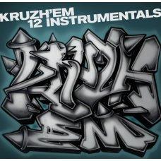Kruzh'em - 12 Instrumentals, 2xLP