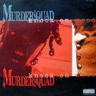 "Murder Squad - Knock On Wood, 12"", Promo"