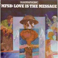 MFSB - Love Is The Message, LP, Quadraphonic