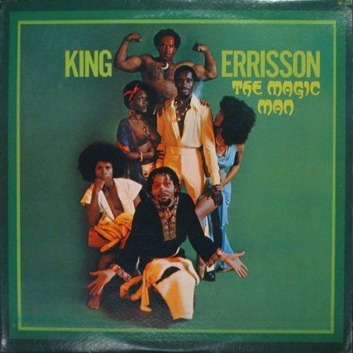 King Errisson - The Magic Man, LP