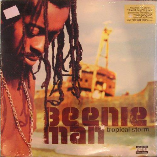 Beenie Man - Tropical Storm, 2xLP