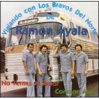 Los Bravos Del Norte De Ramón Ayala - Viajando Con Los Bravos Del Norte, LP