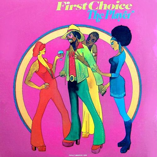 First Choice - The Player, LP