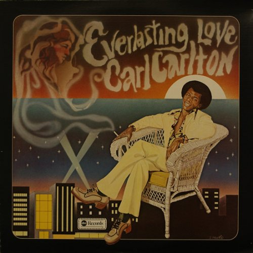 Carl Carlton - Everlasting Love, LP