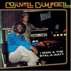 Cornell Campbell - I Man A The Stal-A-Watt, LP