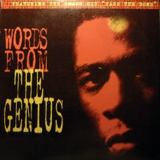 The Genius - Words From The Genius, LP, Repress