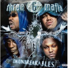 Three 6 Mafia - Da Unbreakables, 2xLP