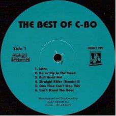 C-Bo - The Best Of C-Bo, LP