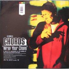 """Chords - Wrap Your Chops / Slap Your Pops, 12"""""""