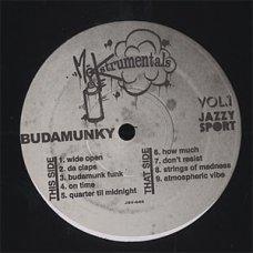 "Budamunky - Mokstrumentals Vol. 1, 12"""