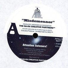 "The Sa-Ra Creative Partners™ / Budamunky - Misdemeanor / What I Need, 7"""