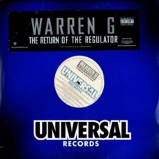 Warren G - The Return Of The Regulator, 2xLP, Promo