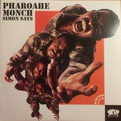 """Pharoahe Monch - Simon Says, 7"""", Reissue"""