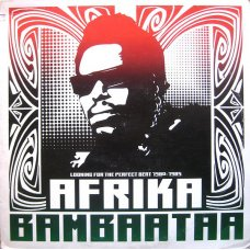 Afrika Bambaataa - Looking For The Perfect Beat 1980-1985, 2xLP