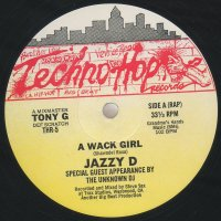 "Jazzy D - A Wack Girl, 12"""