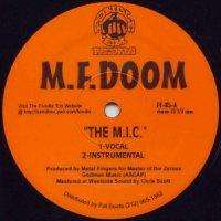 "M.F. Doom - The M.I.C. / Red & Gold, 12"""