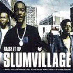 "Slum Village - Raise It Up, 12"""