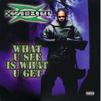 "Xzibit - What U See Is What U Get, 12"""