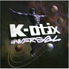 K-Otix - Universal, 2xLP