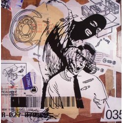 """Dabrye Feat. Jay Dee And Phat Kat - Game Over, 12"""""""