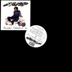 "Orko The Sycotik Alien - Walkman Terrorist EP, 12"", EP"