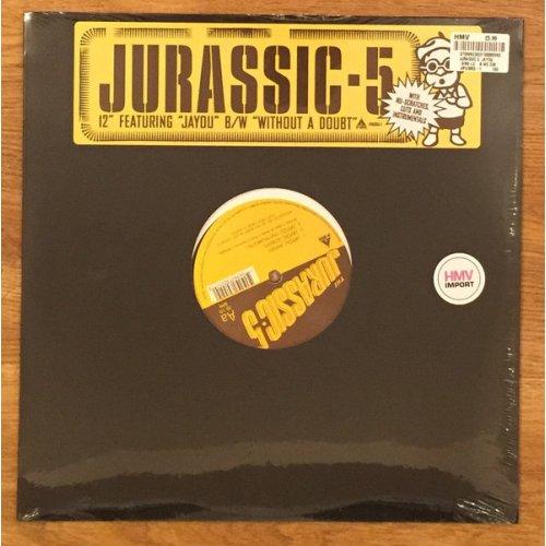 "Jurassic•5 - Jayou, 12"", Reissue"