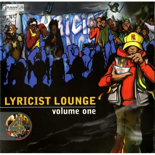 Various - Lyricist Lounge Volume One, 4xLP