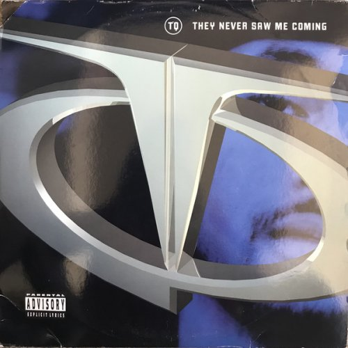 TQ - They Never Saw Me Coming, 2xLP