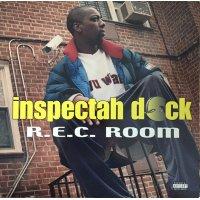 "Inspectah Deck - R.E.C. Room, 12"""